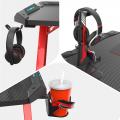 Eureka Ergonomic CA-3R02 Σετ Γραφείου Gaming